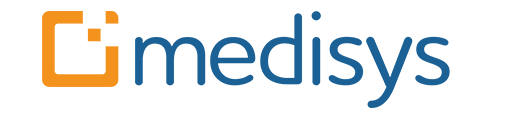 Logo Medisys et lien vers la page linkedin